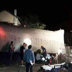 Τραγωδία: Τέσσερις οι νεκροί από τον εκτροχιασμό της αμαξοστοιχίας στο Άδενδρο Θεσσαλονίκης (φωτό,βίντεο)