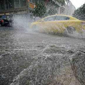 Νέα επιδείνωση του καιρού με ισχυρές βροχές καικαταιγίδες