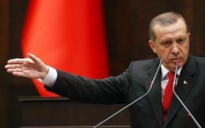 Aγρίεψε ο Ρ.Τ. Ερντογάν: «Να ανακαλέσει ο Ν.Τραμπ πριν πάωεκεί»!
