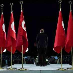 """Η Τουρκία στον """"γύψο"""" επ΄αόριστον! Το ανακοίνωσε οΕρντογάν"""