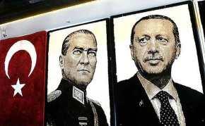 Αποκαθήλωση Κεμάλ από τους Τούρκους στο Αιγαίο! Τι διαπίστωσαν οι επιτελείς τουΓΕΕΘΑ