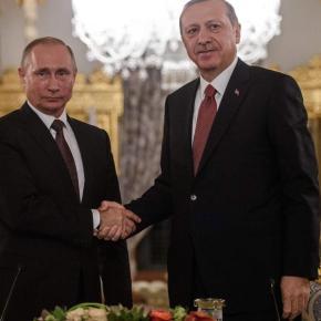 Κρίσιμη συνάντηση Πούτιν –Ερντογάν