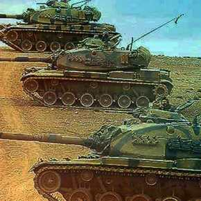 Οι προετοιμασίες άρχισαν: Τουρκικά στρατεύματα ανά πάσα στιγμή θα εισβάλουν στην Συρία ερχόμενα σε αντιπαράθεση μεΑμερικανούς!
