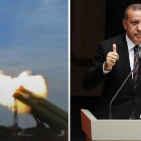 Η Τουρκία έκανε την πρώτη δοκιμή πυραύλου μεγάλου βεληνεκούς-βίντεο