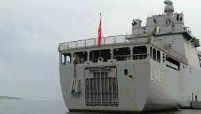 Η Τουρκία αποκαλύπτει για πρώτη φορά τη νέα κλάση των αποβατικών σκαφών της – Στόχος τα νησιά του Α.Αιγαίου