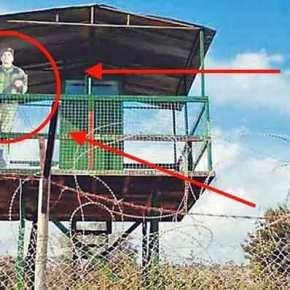 Χάρτινοι στρατιώτες σε σκοπιές στρατοπέδων στην Κύπρο! – Πως τους ανακάλυψαν(φωτό)