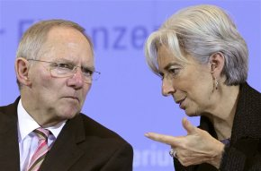 Handelsblatt: Συμφωνία ΔΝΤ – Σόιμπλε για τηνΕλλάδα