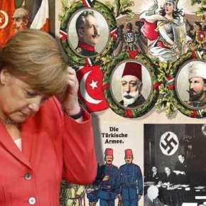 """""""Δεν μπορούμε να απομακρύνουμε την Τουρκία από την ΕΕ"""" λέει ηΜέρκελ"""