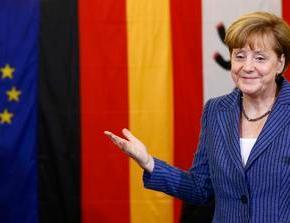 «Το Βερολίνο έτοιμο να συζητήσει αλλαγές στη Συνθήκη της ΕΕ» τονίζει ηΜέρκελ-φωτο
