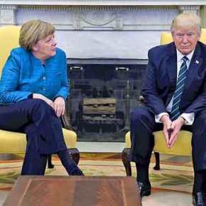 G7: Ακύρωσαν την συνέντευξη τύπου Μέρκελ –Τραμπ