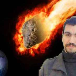 Ι. Μπαζιώτης: Ο Ελληνας που επέλεξε η NASA για να σωθεί ο πλανήτης από πτώσημετεωρίτη!