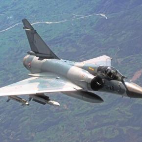 Πτώση αεροσκάφους Mirage 2000 στις Σποράδες – Τισυνέβη