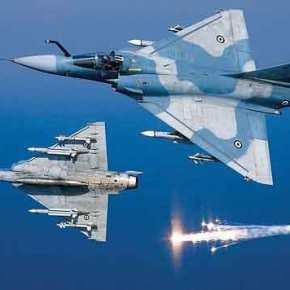 Προκαλεί η Τουρκία – Τουρκικά μαχητικά «αλωνίζουν» πάνω απο τοΑιγαίο