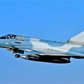 ΕΚΤΑΚΤΟ: Έπεσε μαχητικό αεροσκάφος Mirage 2000EGM – Διασώθηκε ο πιλότος(upd3)