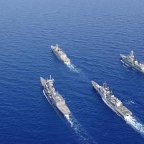 Sea Guardian: Το Πολεμικό Ναυτικό στην πρώτη γραμμή τωνπροκλήσεων