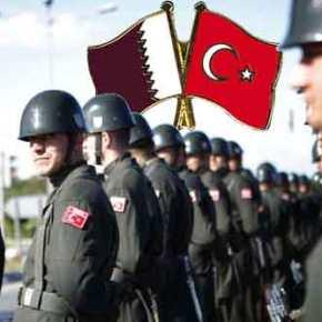 """""""Λεγεωνάριοι του Κατάρ οι Τούρκοι στρατιώτες""""! Συμφωνίαμυστήριο"""