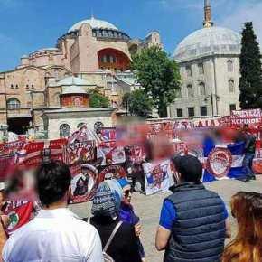 Παρουσία Ερντογάν ο μεγάλος τελικός της Euroleague: Δίνει σύνθημα πολέμου- Ελλάς εναντίον Τουρκίας και ορθοδοξία εναντίονισλάμ