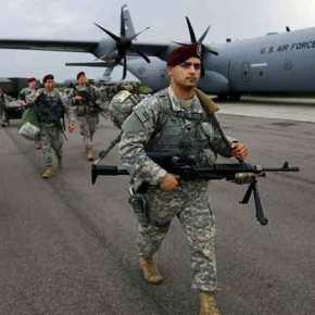 Φωτιά στα Βαλκάνια: Εκατοντάδες στρατιώτες των ΗΠΑ καταφθάνουν στην Βοσνία για να αποτρέψουν την απόσχιση τωνΣερβοβόσνιων!