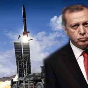 Πλέον η Τουρκία κατασκευάζει τους δικούς της πυραύλους(ΒΙΝΤΕΟ)
