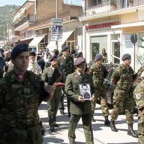 Απέραντη συγκίνηση! Επέστρεψαν στις πατρίδες τους οι ήρωες της Κύπρου (εικόνες,βίντεο)