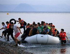 Ραγδαία πτώση στις προσφυγικέςροές