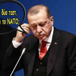 Αναστατώνει το ΝΑΤΟ ηΤουρκία