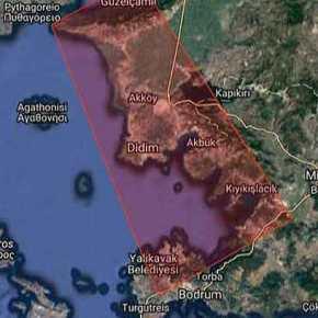 """Οι Τούρκοι ανακοίνωσαν """"άσκηση"""" κοντά σε Φαρμακονήσι, Αγαθονήσι καιΊμια"""