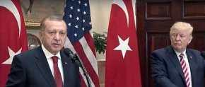 """""""Ακατανίκητη η σχέση ΗΠΑ-Τουρκίας"""" είπε ο Τραμπ και …στήριξε τουςΚούρδους!"""
