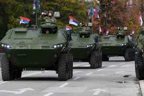 ΕΚΤΑΚΤΟ- Εφοδος σερβικών ειδικών δυνάμεων και συμπλοκές με μέλη τουUCK