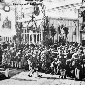 Σαν σήμερα: η 1η Ελληνική Μεραρχία στηΣμύρνη