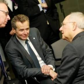 ΠΟΛY EYΧΑΡΙΣΤΗ ΕΞΕΛΙΞΗ-Ο Β.Σόιμπλε άναψε το «πράσινο φως» για την μείωση του ελληνικού χρέους – Όλα θα έχουν τελειώσει μέχρι τις 22Μαΐου