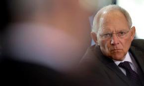 Σόιμπλε: Αποδίδουν σιγά-σιγά οι μεταρρυθμίσεις στηνΕλλάδα
