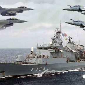 Ξέσπασε η «Καταιγίδα» στο Αιγαίο… – Ο Στόλος έχει αναπτυχθεί στο Αρχιπέλαγος(βίντεο)