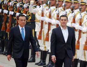 Τσίπρας στην Κίνα: Συναντήσεις με Πούτιν,Ερντογάν