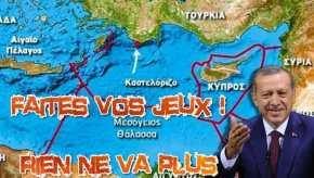 Και τώρα, τι; – Θα δεχθεί η Ελλάδα τον «στραγγαλισμό» της από την Τουρκία στηνΑ.Μεσόγειο;