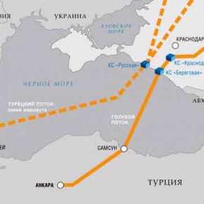 Ο Β.Πούτιν ανακοίνωσε την έναρξη κατασκευής του TurkishStream