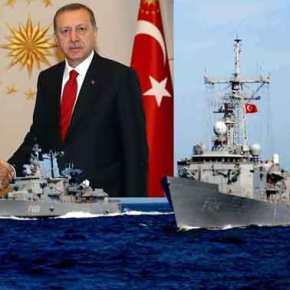 Η Άγκυρα έβαζε «φωτιά» στο Αιγαίο την στιγμή που ο Τούρκος Α/ΓΕΕΘΑ διανυκτέρευε στηνΑθήνα