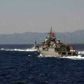 ΕΚΤΑΚΤΟ: Αρμάδα στέλνει η Αγκυρα μεταξύ Ελλάδας και Κύπρου – Τούρκος Αρχηγός ΓΕΝ: «Θα υπεραπιστούμε την τουρκικήκυριαρχία»
