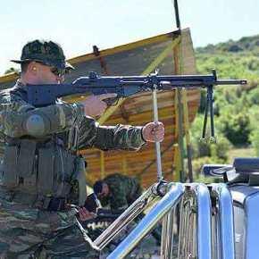 Δεν είναι Τζιχαντιστές ,αλλά οι Εθνοφύλακες της Ηπείρου που μετέτρεψαν τα Αγροτικά σε …Πολεμικά Οχήματα!(φώτο)