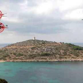 Τρόμος πάνω από το Αιγαίο…Τούρκικo F-16 παρουσίασε βλάβη δυτικά της ν.Χίου ,Το κυνηγούσαν Ελληνικά Μαχητικά!