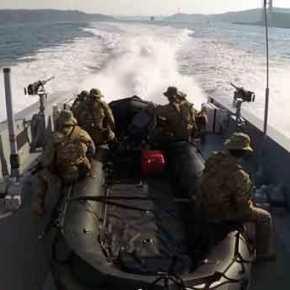 Πυρά Τουρκικών Ναυτικών Δυνάμεων από τα Χαράματα στην ΑΟΖ της Κύπρου! (χάρτης) τηςΚύπρου!