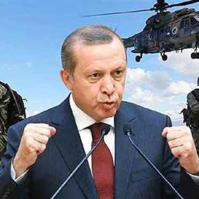 Ο Ερντογάν μίλησε ξεκάθαρα για αλλαγή συνόρων- Αγρια καταδίωξη τουρκικού πλοίου στιςΟινούσσες