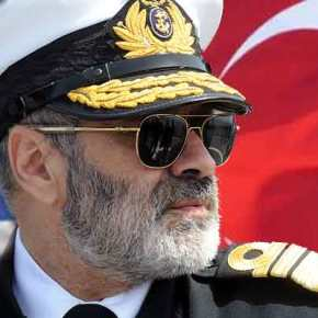 """Ναύαρχος Χρηστίδης: """"Ανησυχώ για θερμό επεισόδιο και για την αφέλεια τωνπολιτικών""""!"""