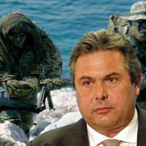 Ο Υπουργός Εθνικής Άμυνας ανακοίνωσε επίσημα την αποδέσμευση των κανόνων εμπλοκής! – Πληροφορίες για τουρκικά σχέδια απόβασης σεβραχονησίδα!
