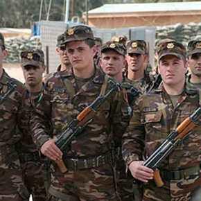 Αλβανικά στρατεύματα μπαίνουν στην Ελλάδα για πρώτη φορά μετά τονΒ'ΠΠ!