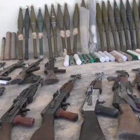 Πάλι τουρκικά όπλα στα χέρια του ISIS – Υπότροπος χώρα που υποστηρίζει την ισλαμική τρομοκρατία ηΤουρκία