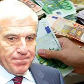 Με 2,3 εκ. ευρώ σε 46 λογαριασμούς ο Γιάννος Παπαντωνίου – Στις 28 Ιουνίου το πόρισμα στηνΒουλή