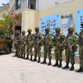 Οι Μαχητές -Εθνοφύλακες του 5/42 ΣΕ της Καλύμνου …Σε επίδειξηΙσχύος!
