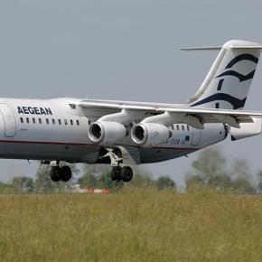 Skytrax World Airline Awards: Καλύτερη περιφερειακή εταιρεία η Aegean, για έβδομη συνεχήχρονιά