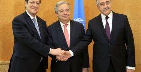 Παράλληλες διαπραγματεύσεις και χωρίς προϋποθέσεις στηΓενεύη